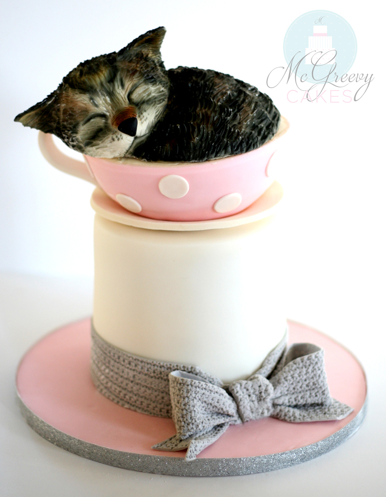 How To Make Cat Cake For Cats