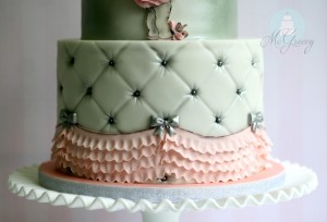 Tufted Cake & Ruffles Tips