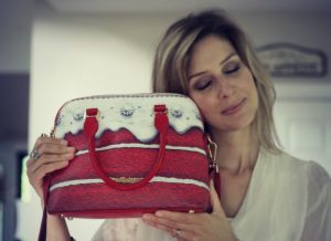 Red Velvet Bag is the First of Shoe Bakery's New Baker's Dozen Program!